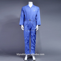 Cheap Workwear clothing industrial , Labor Uniform wholesale, Work Clothing Coverall