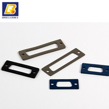 Good performance precision rubber foam molded proper rubber dust gasket silver copper 1mm die-cut gasket