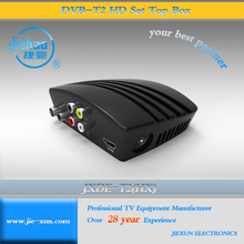 DVB-T2 HD STB With CAS and Smartcard