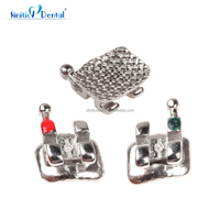 Sinitic Dental dentistry orthodontic appliance metal bracket dental insert products