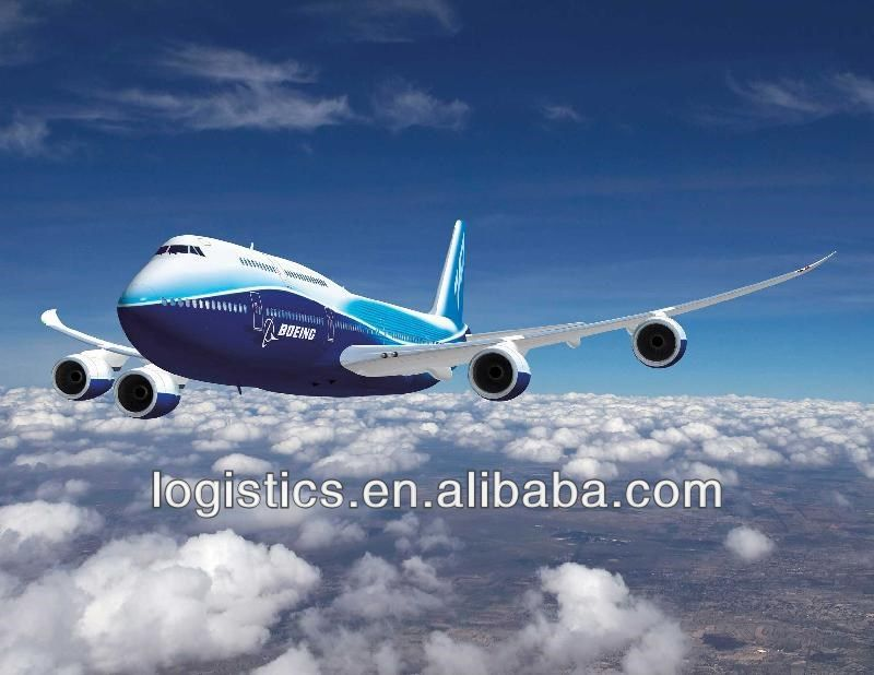 Air freight forwarding service to Van from China-----jason@co-logistics.com