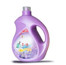 Factory price 5L HDPE laundry detergent packaging container and bottles
