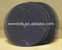 sanding mesh of silicon carbide coated,circle,rectangle(customizable)