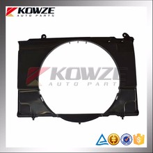 Car Radiator Upper Cooling Fan Shroud For Nissan Navara 21476-2S500