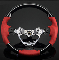 Wholesale Car Modified Race Car Carbon Fiber Steering Wheel