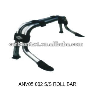 S/S ROLL BAR FOR NISSAN NAVARA 05-08