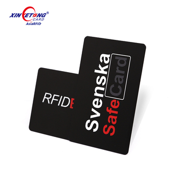 Credit Card Protector RFID Blocking Card to Block RFID / NFC Signals from Credit Cards and Passports