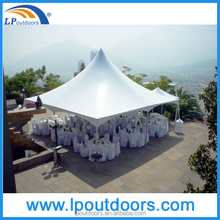 5x5 luxury frame tent pagoda tent for banquet