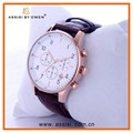 Assisi fancy wrist made stainless steel mens pure gold watch