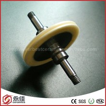 Al2O3 ceramic customrized insulation ceramic kiln roller