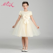 Party Dress for Girls Wholesale Children Clothes Flower Girls Wedding Party Dress LW3007