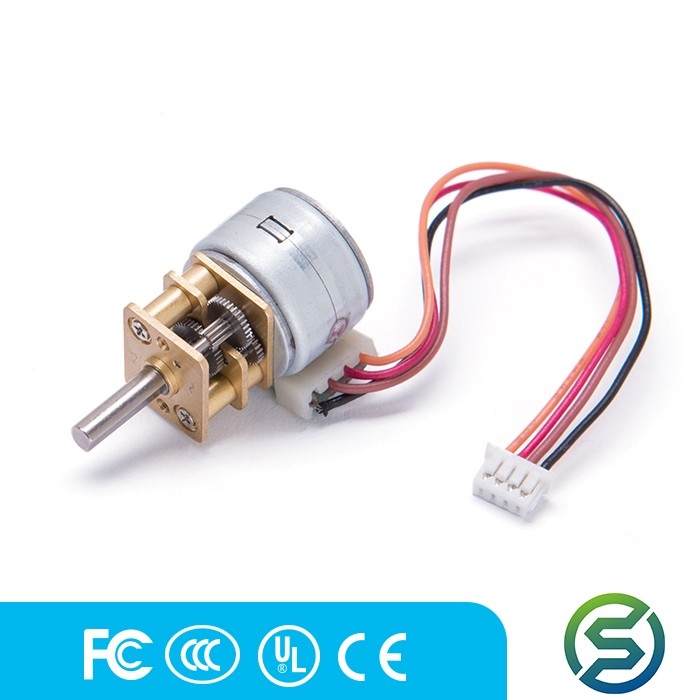 China manufacturer low price micro high power stepper motor for 3D Printer and secuity system with