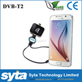 Syta S1023P portable Dvb-T2 tv tuner for phone /pad support in Russia,Italy,UK,Singapore,etc market.