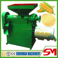 Perfect after-sale service small corn flour mill