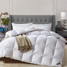 Five-star Super Soft Quilted Style Luxury Hotel King Size Goose Down Duvet