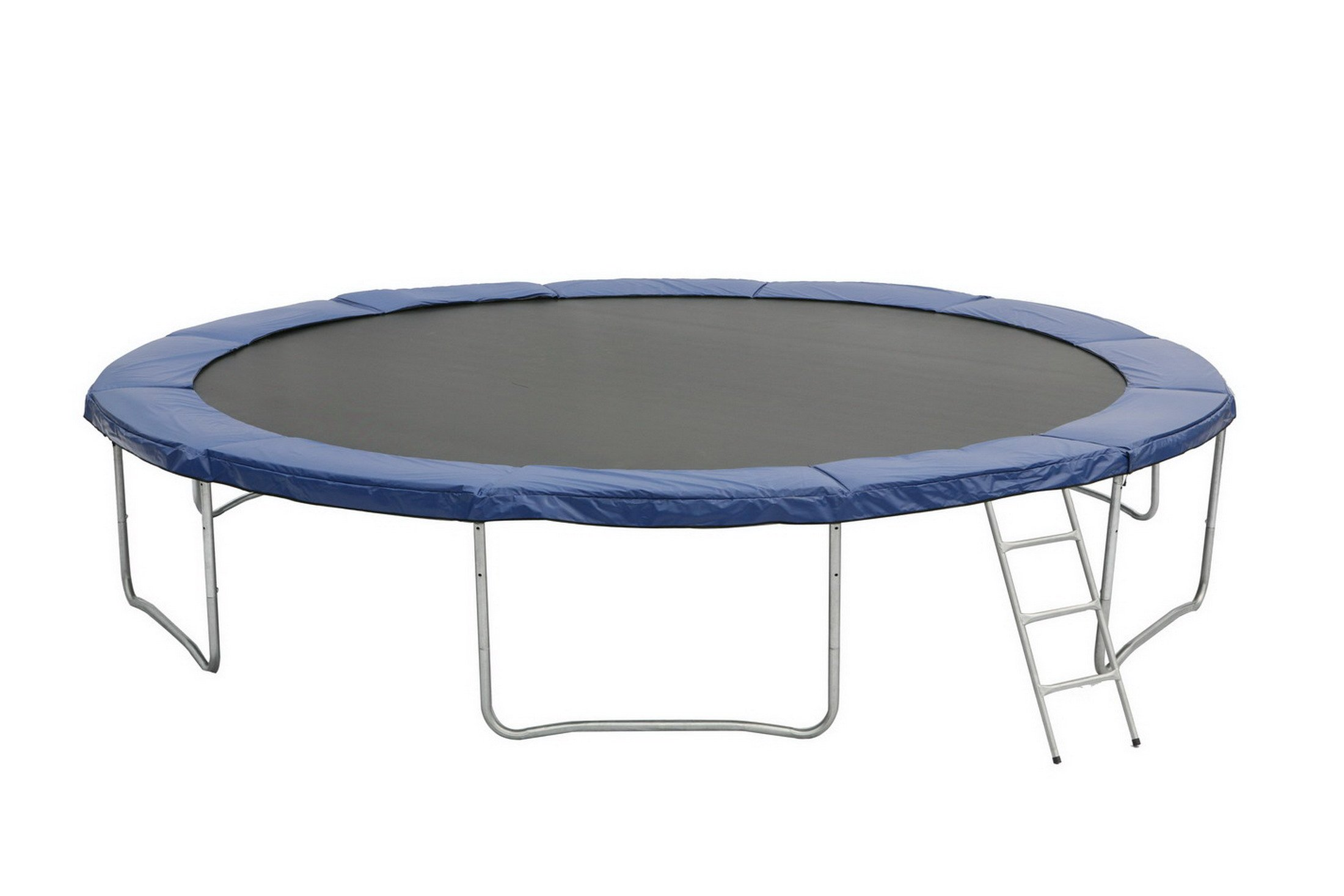 GSD 14ft outdoor trampoline with ladder