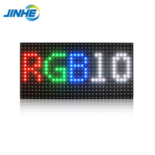 Outdoor Full Color P6 P8 P10 LED Display Advertising Modules SMD 3535 1R1G1B LED Panel
