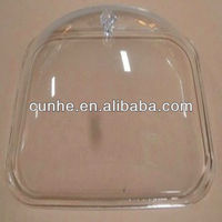 OEM Transparent Plastic Food Cover For Food For Injection Plastic Mold