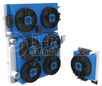 ATS engine cooling system for loader with the best price