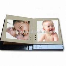 Recordable voice photo Album