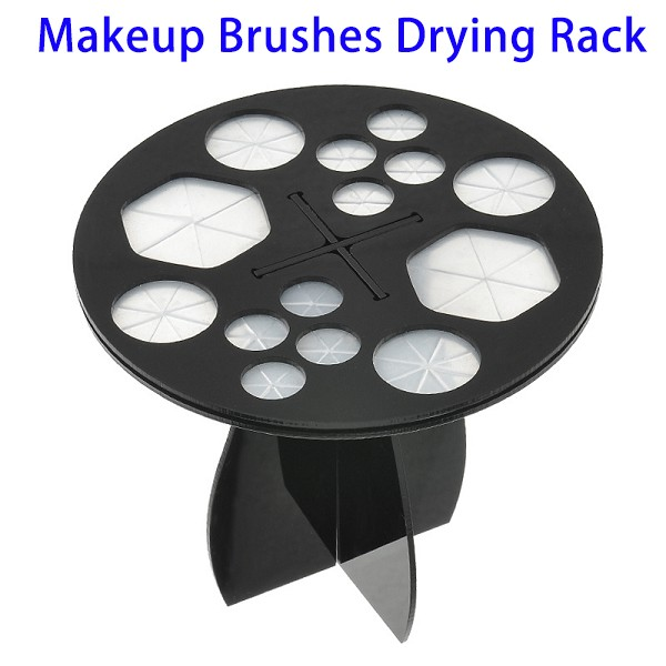Super September Purchasing Makeup Brush Holder Display Cylinder, Makeup Display Stand <strong>Acrylic</strong>
