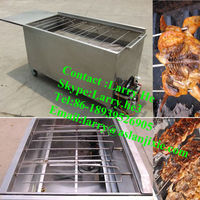 Chicken Rotisserie Machine Chicken Roasting Machine