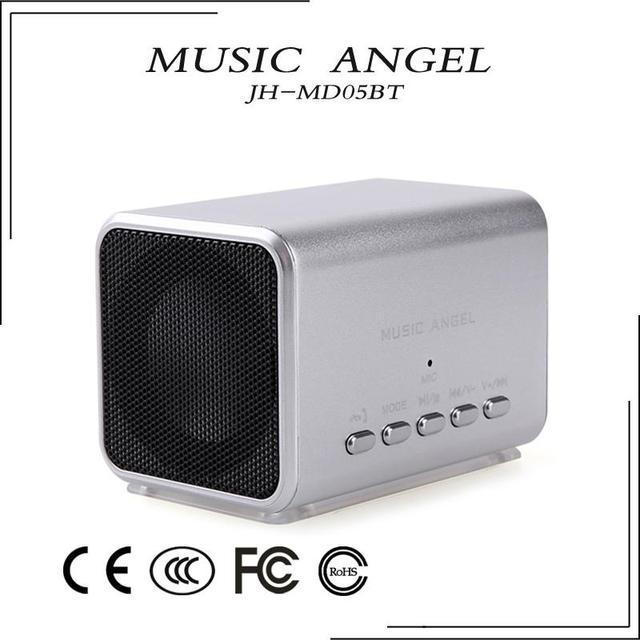 led sound parlante mini vibration audio speaker dwarf 360 omni direct