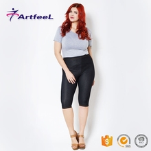 Summer plus size latest tops girls ladies top design high waist jeans