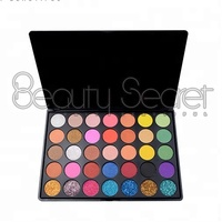 Makeup Palette Private Label Imported Wholesale Makeup 35 Eyeshadow Palette