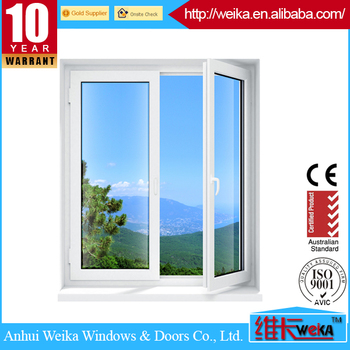 Australian standard double glazed aluminium window and door