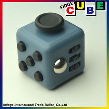 Cheapest in China excellent quality fidget cube toy