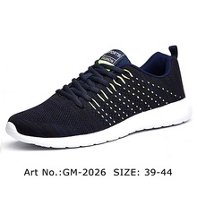 New Arrival Walking Flyknit Sports Shoes For Men