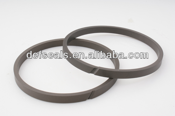 Hydraulic Seal PTFE KZT Oil Seal For Excavator