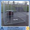 Large outdoor strong hot sale strong eco-friendly and stocked dog kennel/pet house/dog cage/run/carrier