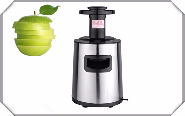 Low Noise Stainless Steel Electric Whole Fruit Slow Juicer - Buy Automatic Fruit Juicer,Manual ...