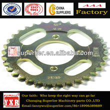Wave125 motorcycle sprocket,motorcycle sprocket in China,looking for agents to distribute our products