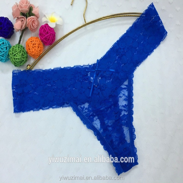 Good quality Fashion Hot Sexy Lace Women Underwear Girl Thongs Panties sexy briefs