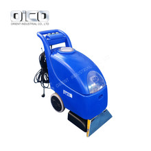 Factory Export Directly Water Sucker 460mm Hand Propelled Carpet Rug Washing Machine