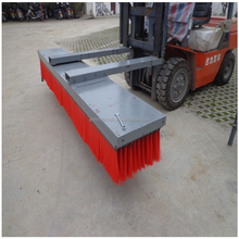 Wholesaler Industrial Mechanical Hopper Cleaning Forklift Road Sweeper Brushes
