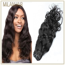 Milan Hair Good Selling Best Type 100 Brazilian Remy Human Hair Extension Wholesale