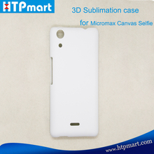 3D Sublimation Blank Smart Phone Cover, Personality Mobile Phone Case for for Micromax Bolt Q338
