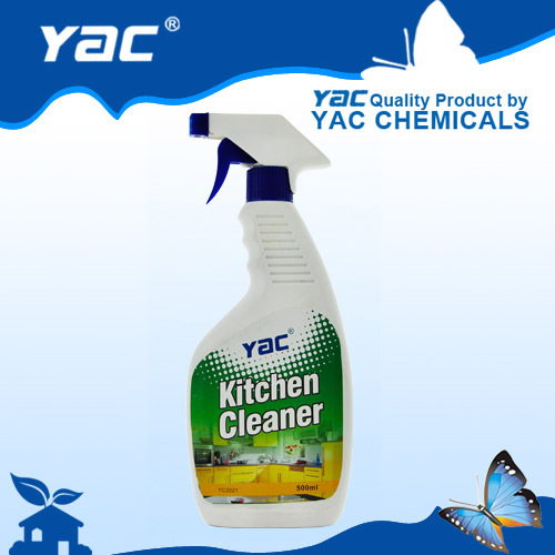 High quality with eco-friendly kitchen magic oil liquid cleaner