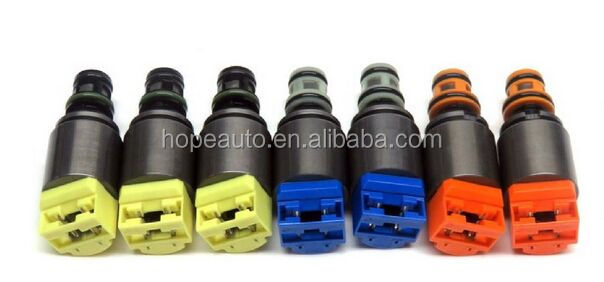 NEW Hot Sale Transmission Solenoids Kit for 6HP19 /26/ 32 <strong>M</strong>-shift 1068298045