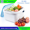 KD-6001 Ultrasonic ozone Fruit and Vegetable Cleaner/washer