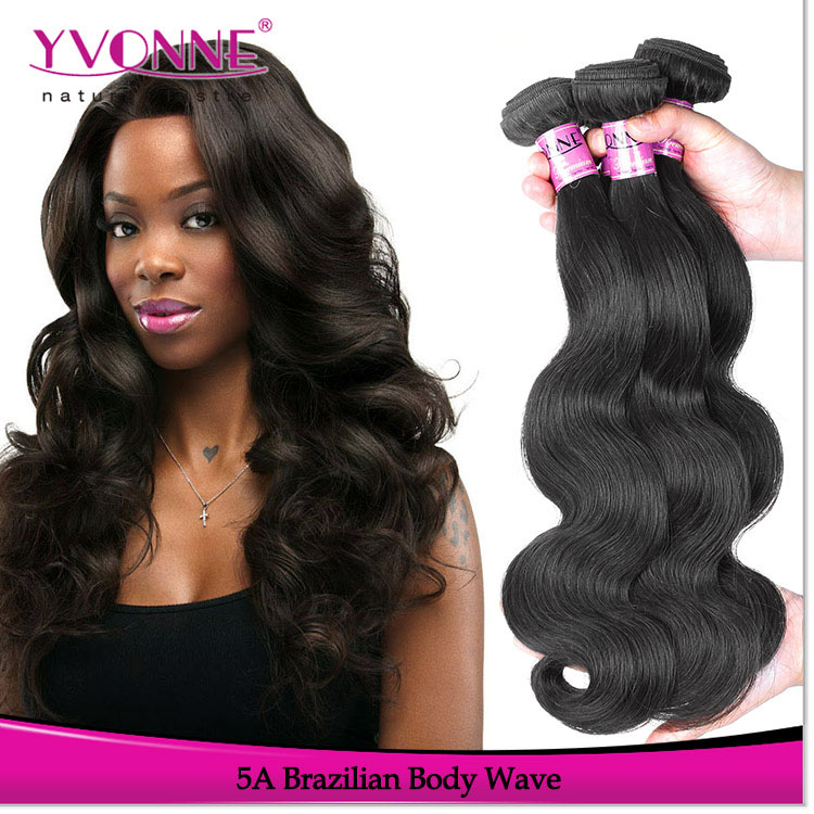 Top quality grade 5a brazilian hair,unproessed brazilian body wave hair,wholesale hair extensions
