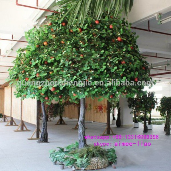 Q111234 ornamental fruit trees for sale decorative bonsai tree artificial apple tree