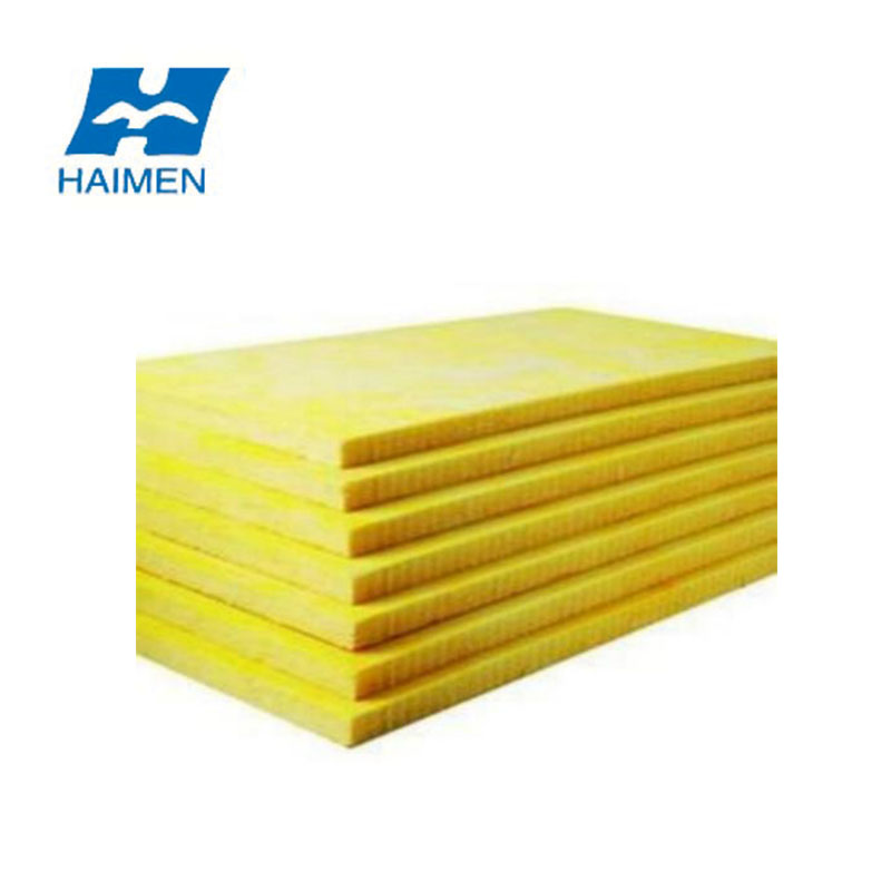 roof building material thermal conductivity insulation glass wool board price