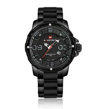 Men Clock Quartz Watch Naviforce Casual Mens Watch Top Brand Luxury Brand Quartz Watch