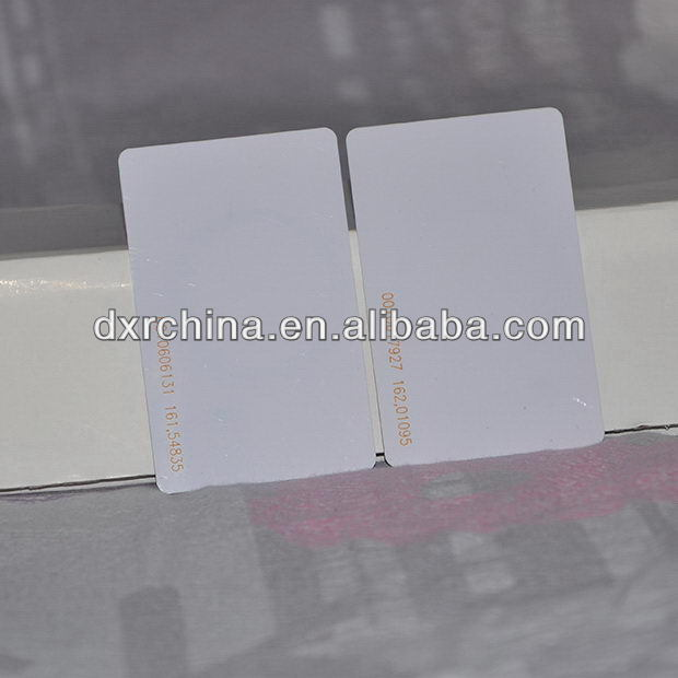Popular design lris2k hico access card dual