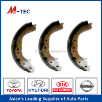 High performance Hino brake shoe 04495-60060 for Jeep 4707